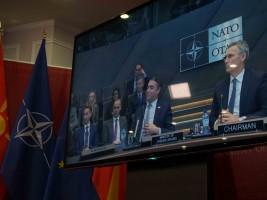 2 NATO potpishuvanje protokol Media centar MK Vlada 6fev19 - Borche Popovski