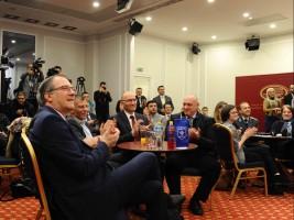 3 NATO potpishuvanje protokol Media centar MK Vlada 6fev19 - Borche Popovski