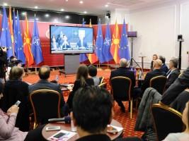 4 NATO potpishuvanje protokol Media centar MK Vlada 6fev19 - Borche Popovski