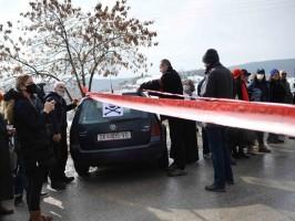 5 Drisla protest ekologisti 1fev19 - Borche Popovski