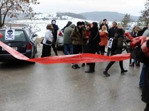 8 Drisla protest ekologisti 1fev19 - Borche Popovski