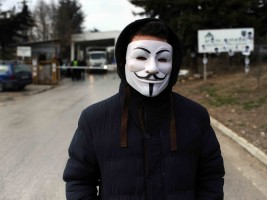 Anonimus Drisla protest ekologisti 1fev19 - Borche Popovski