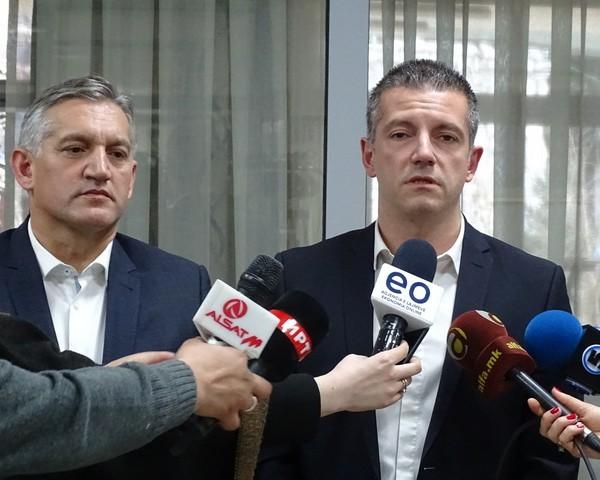 Mancevski so kosovskiot minister