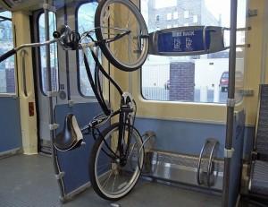 Во европските земји има можност да се смести велосипед во возовите