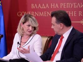 Gordana Gapikj Dimitrovska na rasprava za data gov mk 24dek18 - Vlada