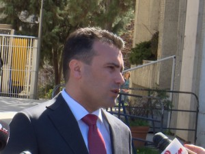 Zoran Zaev pred sud 18mar19 - SDSM
