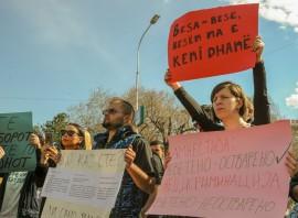 protest Helsinski 4