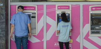 Bankomat lugje Stopanska Banka