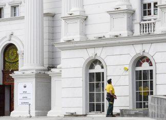 Vlada fasada chistenje chistach