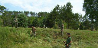 АРМ чистење одбрана војска