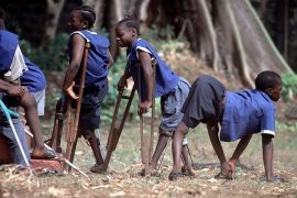 Polio Afrika deca vakciniranje Photo by Jean-Marc Giboux – WHO