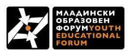 Младински образовен форум лого