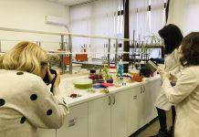 Лабораторија на ТМФ / фото: Технолошко-металуршки факултет