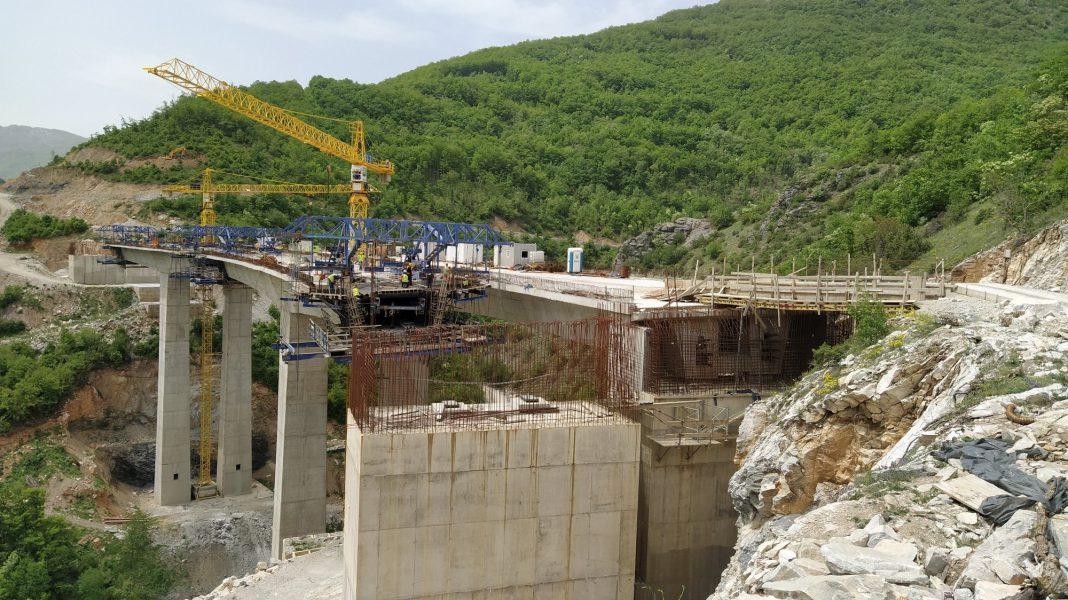 Се прават анализи колку ќе трае изградбата на автопатот Кичево-Охрид и по јуни 2021 година