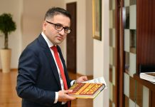 Фатмир Бесими фото: Министерство за финансии