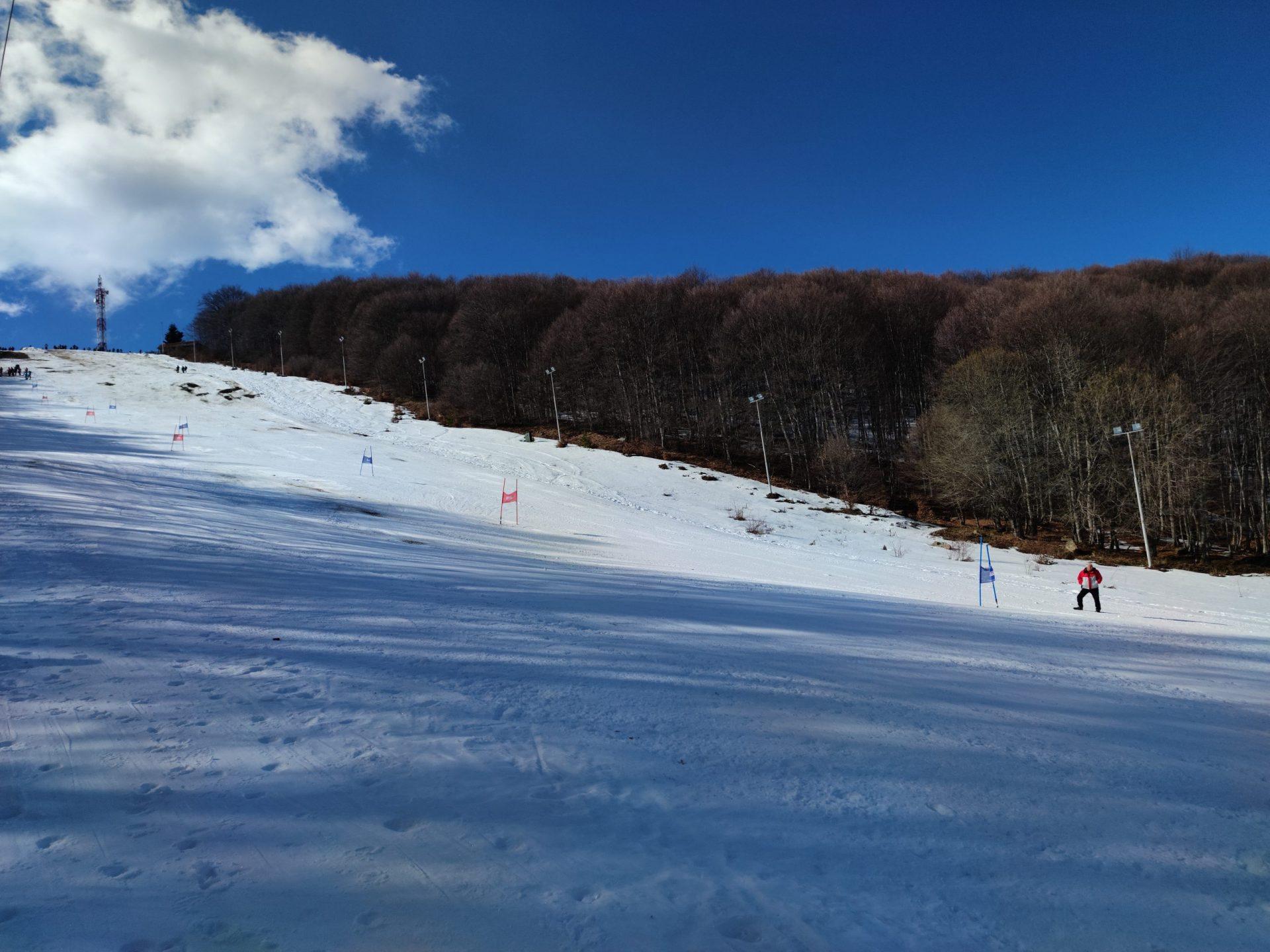 Ски-патека 3 Пониква