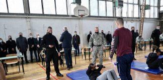 Центар за обука Идризово, фото: МВР