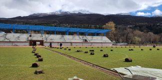 градски стадион Охрид