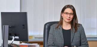 Ана Митреска, вицегувернер фото: НБРСМ
