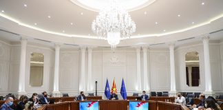 фото : Влада на РСМ