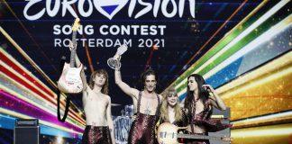 Евровизија 2021 победници