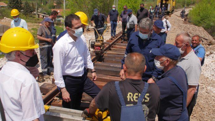 фото: мин за транспорт и врски