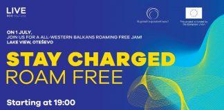 RCC Роаминг во Западен Балкан