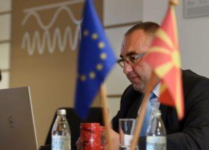 Марко Бислимоски, претседател на РКЕ