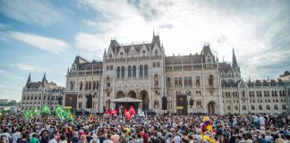 Протести во Будимпешта