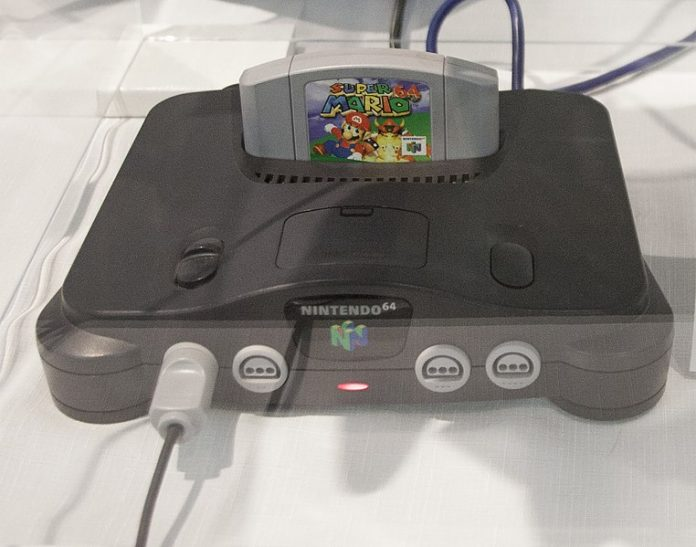 Супер Марио 64