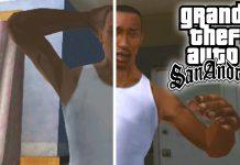 Фото GTA San Andreas Remastered
